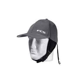FCS FCS Wet Baseball Cap Gun Metal Large Gun Metal Surf