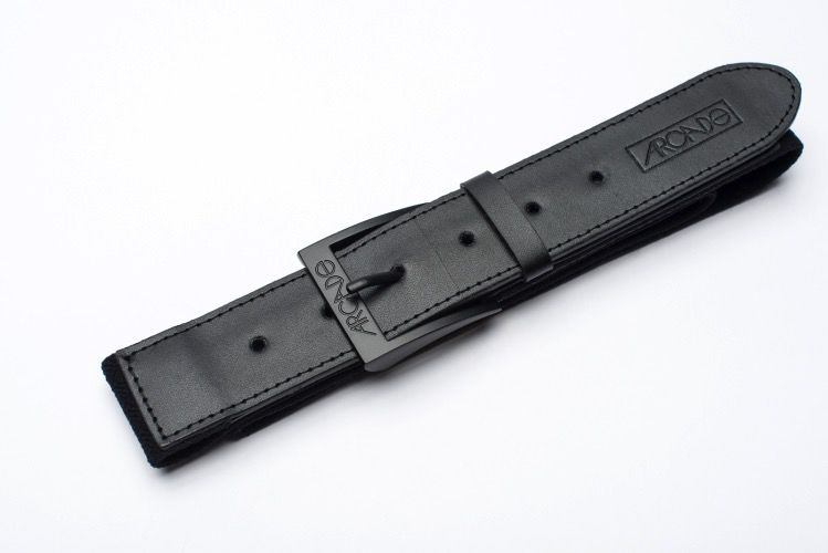 Arcade Belts Arcade Belts The Corsair Black OSFA Weather Proof