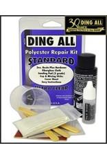 Ding Repair Ding All Standard Polyester Repair Kit Ultra Clear