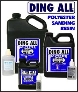 RDI Ding All Polyester Sanding Resin Quart