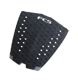 FCS FCS Traction Essential Series T-3 Black/Charcoal Surfboard Traction Pad