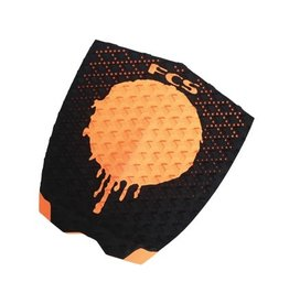 FCS FCS Gabriel Medina Traction Black/GM Orange Surfboard Traction Pad