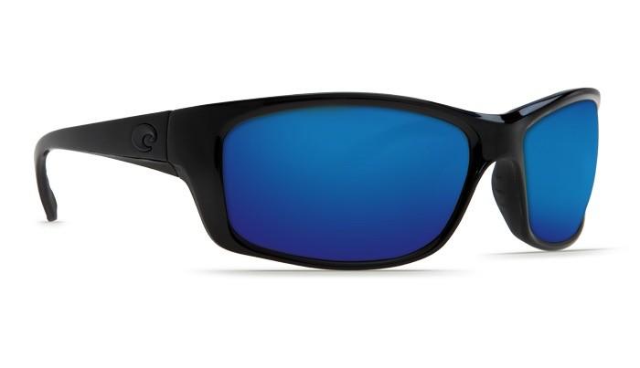 COSTA Costa Del Mar Jose Sunglasses Blackout Blue Mirror Polarized Glass