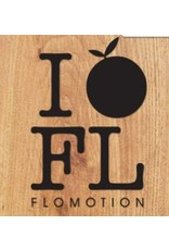 Flomotion I Orange FL Decal
