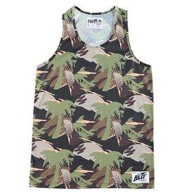Neff Neff Palms Tank Camo