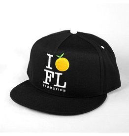 Flomotion Flomotion I Orange FL Snapback