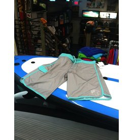 PIT Clothing PIT Surf Shop Boardshorts Grey Teal Boys