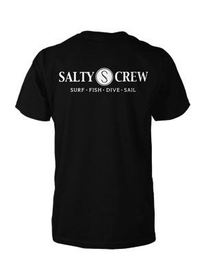 Salty Crew Salty Crew Rail Logo Long Sleeve Shirt