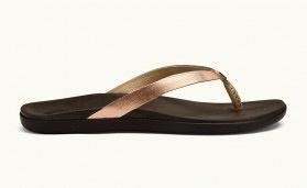 Olukai Olukai Ho'Opio Leather Womens Beach Sandals