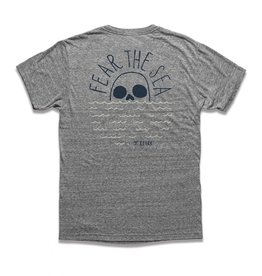 Roark ROARK REVIVAL FEAR THE SEA TEE Mens