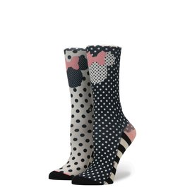 Stance Stance Sprinkled Minnie Disney Womens Socks