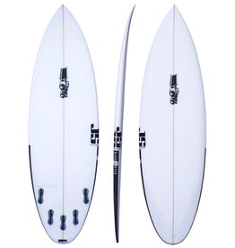 JS Industries JS 5'9 Blak Box 2 Round Tail Short Board Surfboard