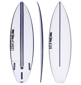 "JS Industries JS Monsta Box Squash Tail HyFi 5'11"" x 19 1/2"" x 2 7/16"" x 29.7 Litres FCS II Short Board Surfboard"