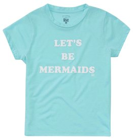 Billabong Billabong Girls Lets Be Mermaids Tee