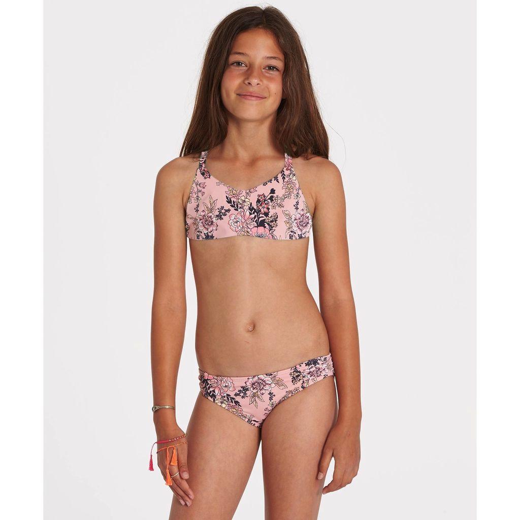 Billabong Billabong Girls Beach Beauty Tali Crossback Set