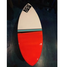 Zap Zap Large Pro with Airbrush Art Skimboard