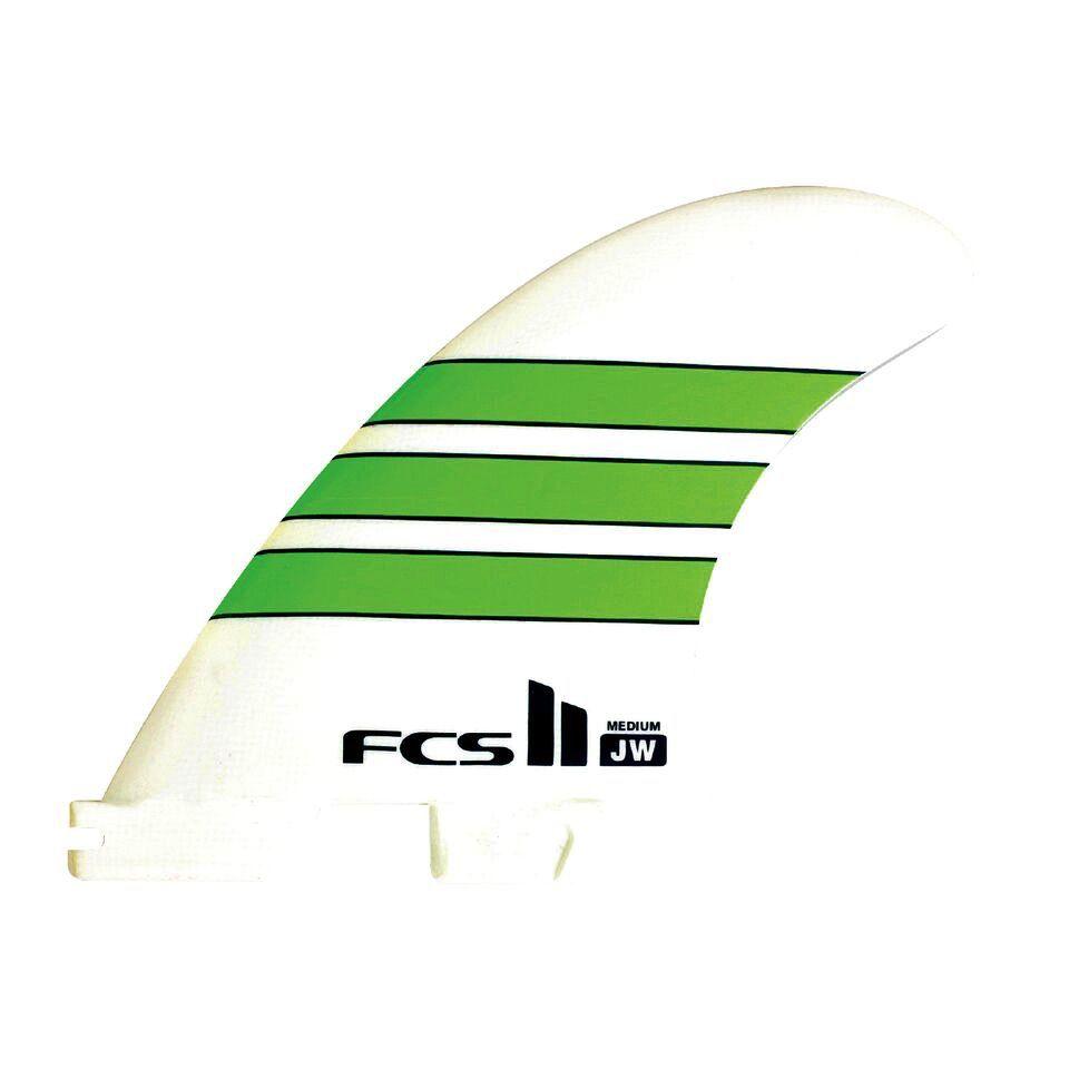 FCS FCS II JW PG Medium Thruster Surfboard Fins Julian Wilson 2017