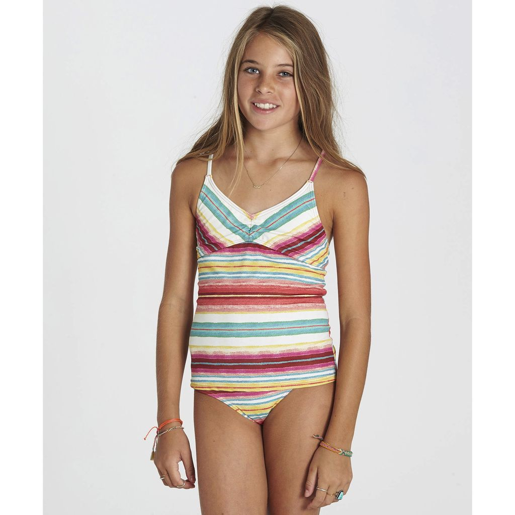 Billabong Billabong Girls Surfin Billa Tankini Set