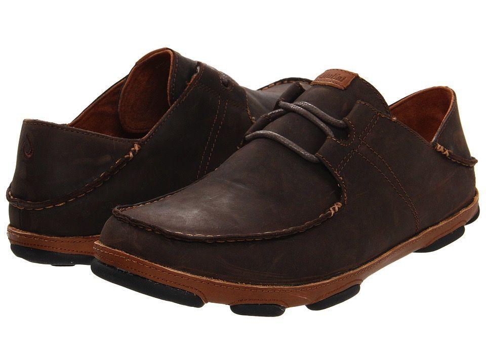 Olukai Olukai OHANA LACE-UP NUBUCK Shoe Mens