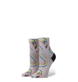 Stance Stance Bird Brain Girls Socks Pink Kids