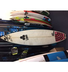 Used Surfboards Merrick Remix 6'0 x 18.5 x 2 5/16 fins included