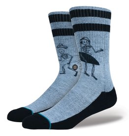 Stance Stance Blue Collection Las Gaviotas Classic Crew Socks