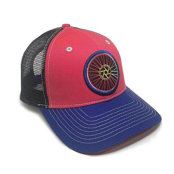 ADULT SINGLETRACKER COLORADO TRUCKER HAT