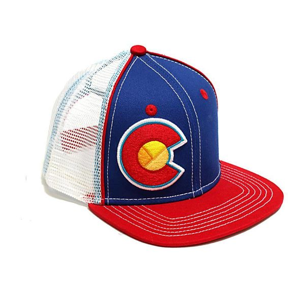 KIDS (3-7Y) COLORADO LIL' CHAMP FLATBILL HAT