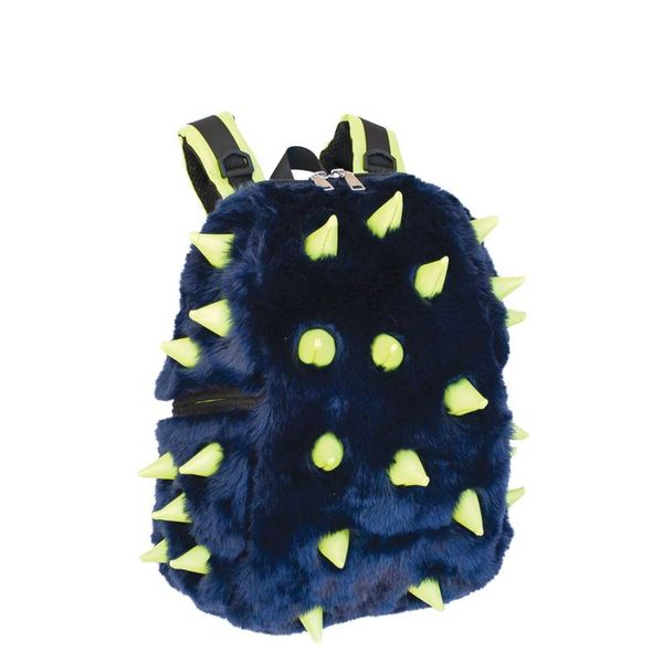 BEASTLY BLUE SPIKETUS-REX MOPPET HALF-SIZE BACKPACK