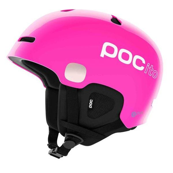 POCITO AURIC CUT SPIN HELMET - FLUORESCENT PINK