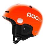 POC POCITO AURIC CUT SPIN HELMET - ORANGE - XXS/XS 48-52CM ONLY