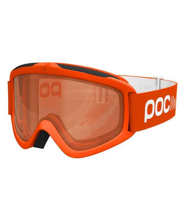 POC POCITO IRIS GOGGLE - ORANGE