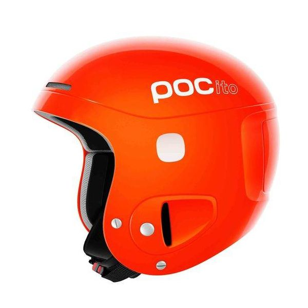 POCITO SKULL HELMET - ORANGE - XSMALL/SMALL (51-54CM)