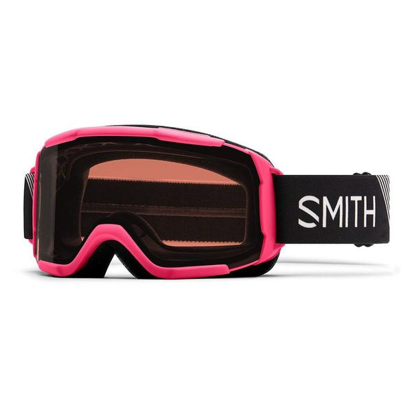 DAREDEVIL OTG GOGGLE - CRAZY PINK STRIKE WITH RC36 LENS - SIZE YOUTH MEDIUM