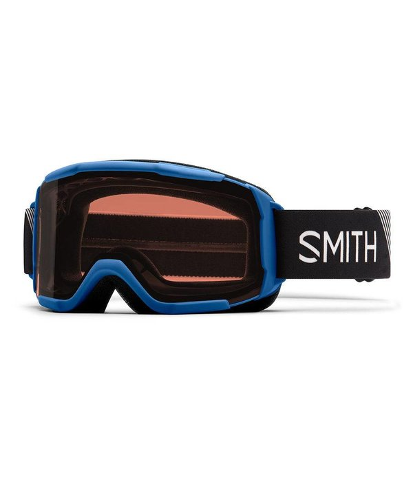 SMITH DAREDEVIL OTG GOGGLE - BLUE STRIKE WITH RC36 LENS - SIZE YOUTH MEDIUM