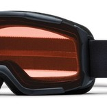 SMITH DAREDEVIL OTG GOGGLE - BLACK/RC36 - YOUTH MEDIUM