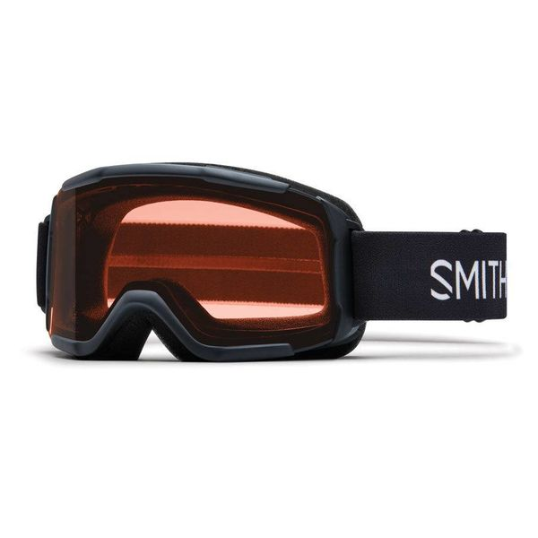 DAREDEVIL OTG GOGGLE - BLACK WITH RC36 LENS - YOUTH MEDIUM