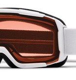 SMITH DAREDEVIL OTG GOGGLE - WHITE/RC36 - YOUTH MEDIUM