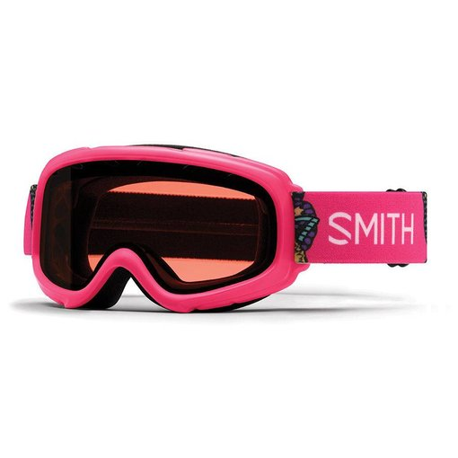 SMITH GAMBLER GOGGLES - CRAZY PINK/RC36
