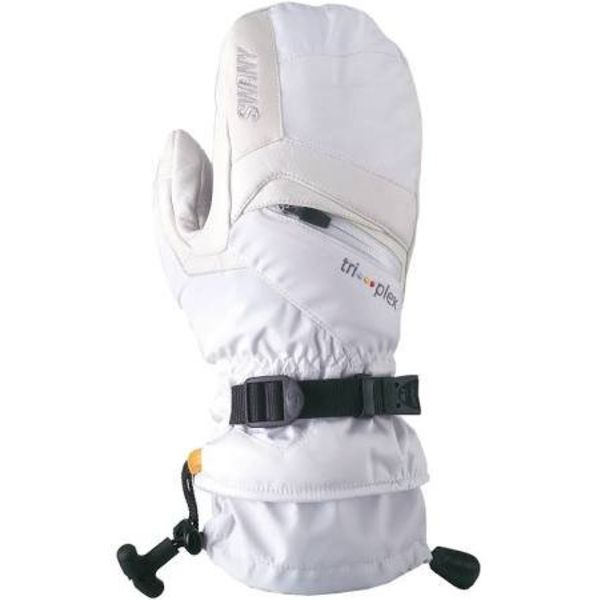 JUNIOR X-CHANGE MITTEN - WHITE