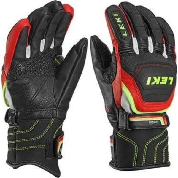 WC RACE FLEX JR GLOVE - BLK/RED