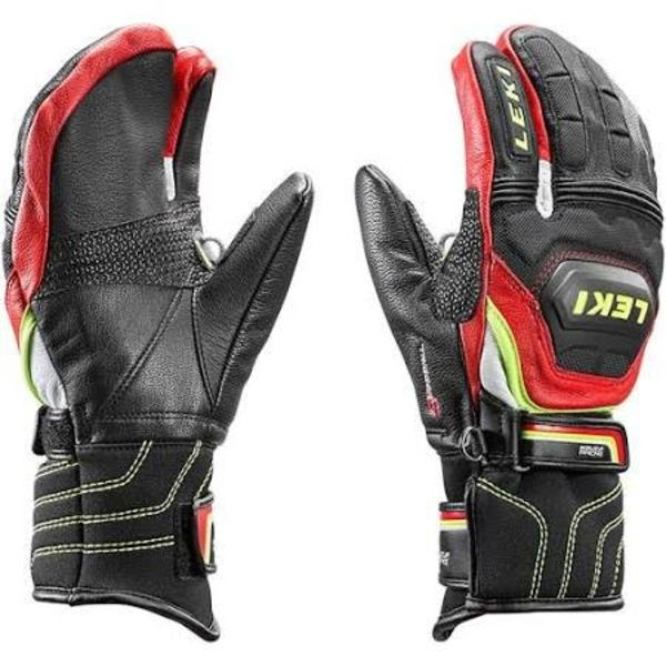WC RACE FLEX JR LOBSTER - BLK/RED