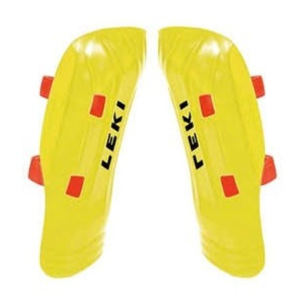 WORLDCUP PRO JUNIOR SHIN GUARD - YELLOW