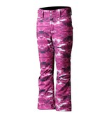 DESCENTE JUNIOR GIRLS SELENE PANT - PINK PRINT - SIZE 14 ONLY