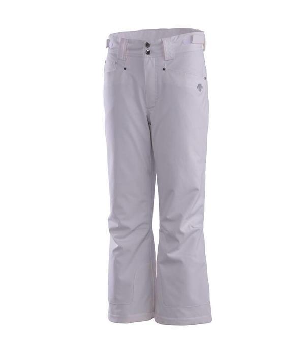 DESCENTE JUNIOR GIRL'S SELENE PANT - WHITE