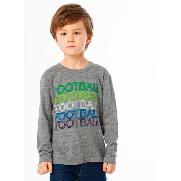 BOYS FOOTBALL L/S TEE