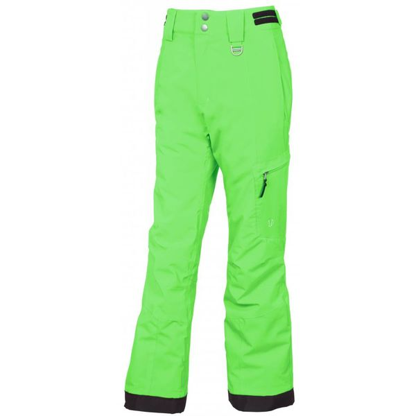 JUNIOR BOYS LASER PANT - GREEN POP