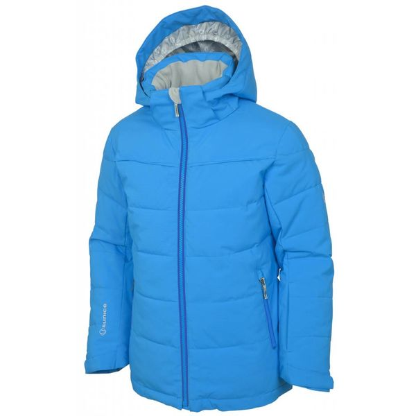 JUNIIOR GIRLS MADISON JACKET - AZURE