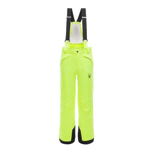 BOYS GUARD PANT - BRYTE YELLOW - SIZE 14 ONLY