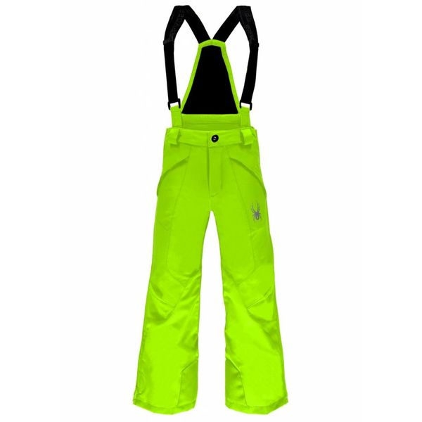 BOYS FORCE PANT BRYTE GREEN -SIZE 20 ONLY